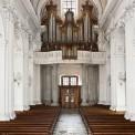 Prospekt<br />Orgel-Rückpositiv