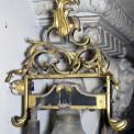 Glocke<br />über Sakristaeitüre