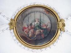 Gewölbe-<br />medaillon